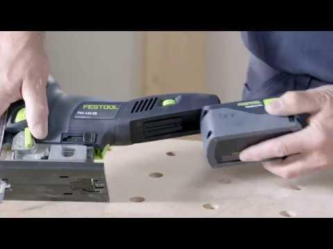 Cordless jigsaw CARVEX PSC 420 | PSBC 420 - Festool
