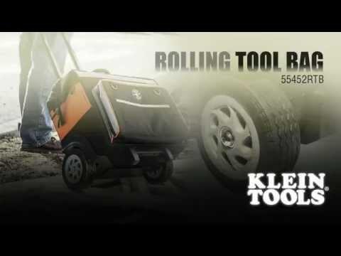 Klein Tools Rolling Tool Bag