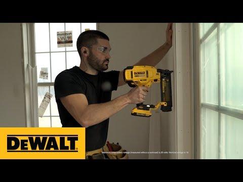 DEWALT® 20V MAX* XR® Cordless Nailers