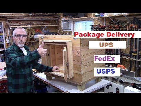Great idea for Pickup & Delivery of UPS,FedEx and Post Office packages!