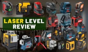 Green Laser level reviews | Get a Leica or a Dewalt cross line laser?