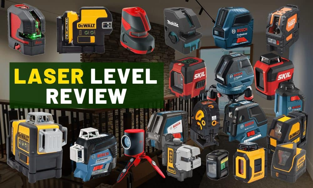 Best laser level [Most accurate green laser for builders]
