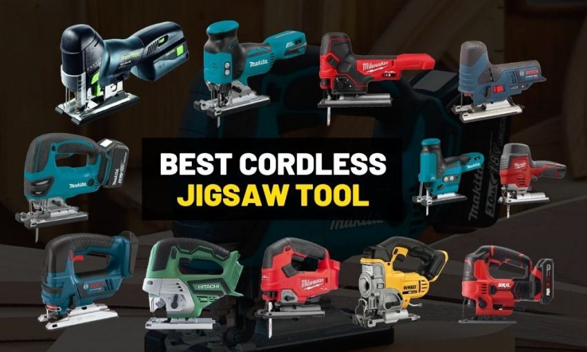 Best cordless jigsaw tool | For building and woodworking