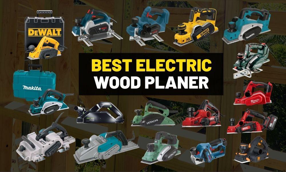 Best cordless wood planer | Dewalt or Makita?