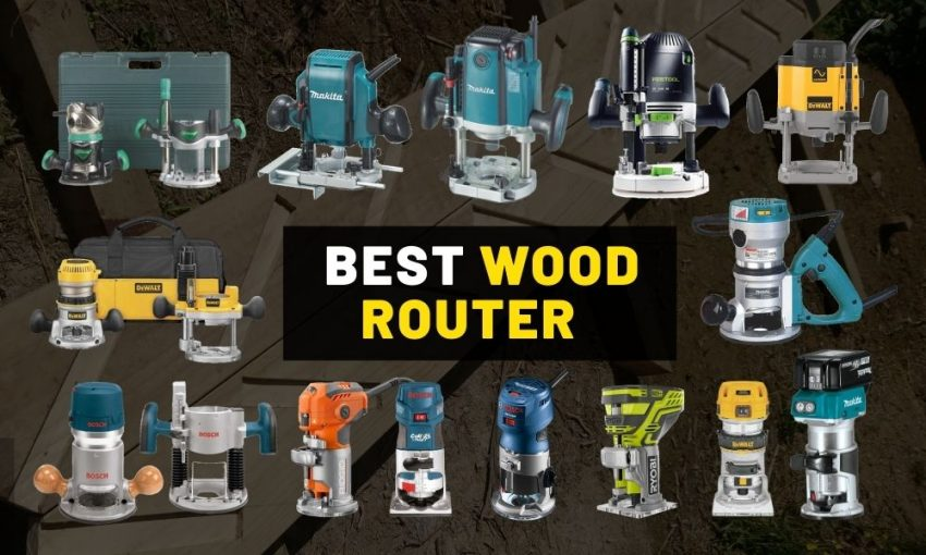 Wood router reveiws | Best plunge router