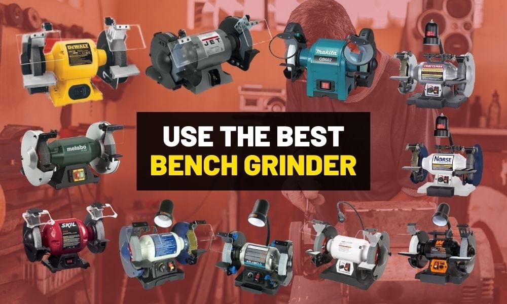 Best bench grinder | Slow & variable speed