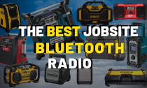 Best Jobsite Radio: And Worksite Portable Bluetooth Speaker [Review]