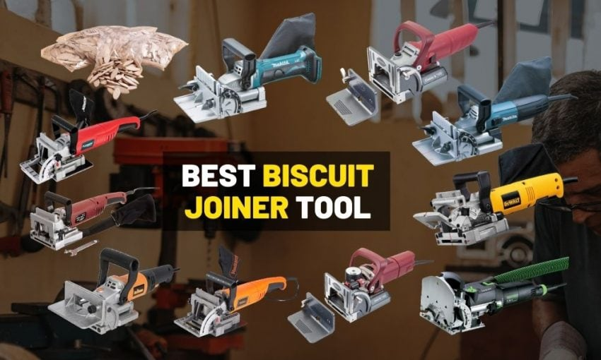 Biscuit joiner reviews | Lamello, Makita or a Dewalt?