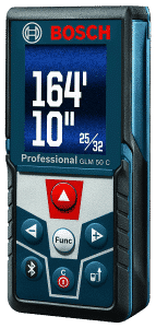 Best Value For money, Laser tape measure, Bosch GLM 50 C Review