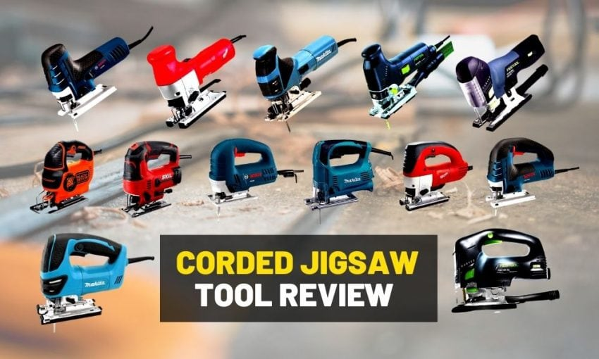 Best corded jigsaw tool | For woodworking
