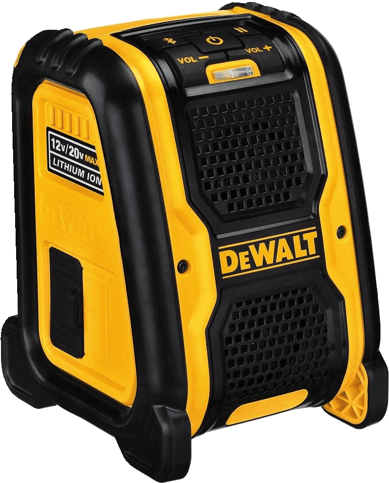 DEWALT DCR006 Jobsite Bluetooth Speaker Reviews