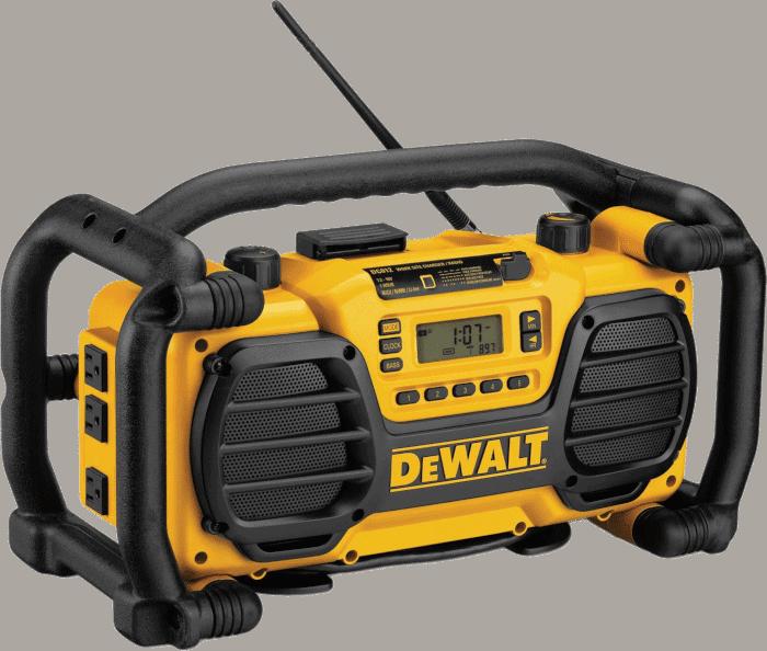 DEWALT Radio DC012