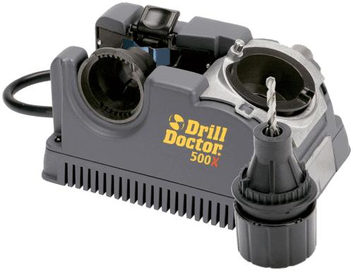 Drill Doctor DD500X 500x Drill Bit Sharpener