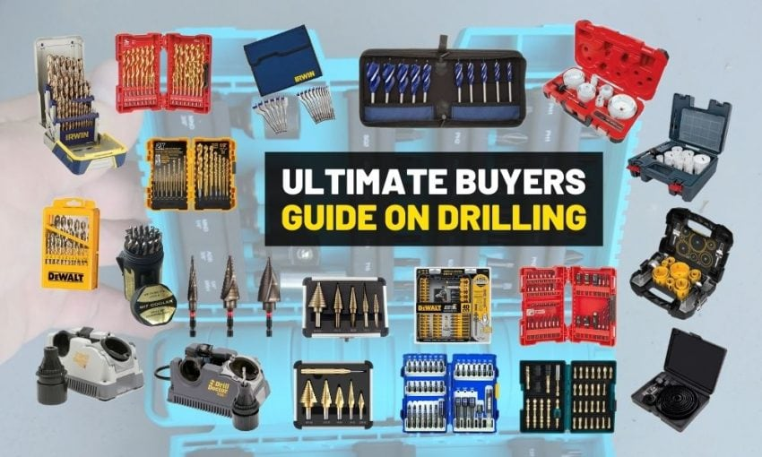 Best drill bits for metal and wood | Milwaukee vs Irwin