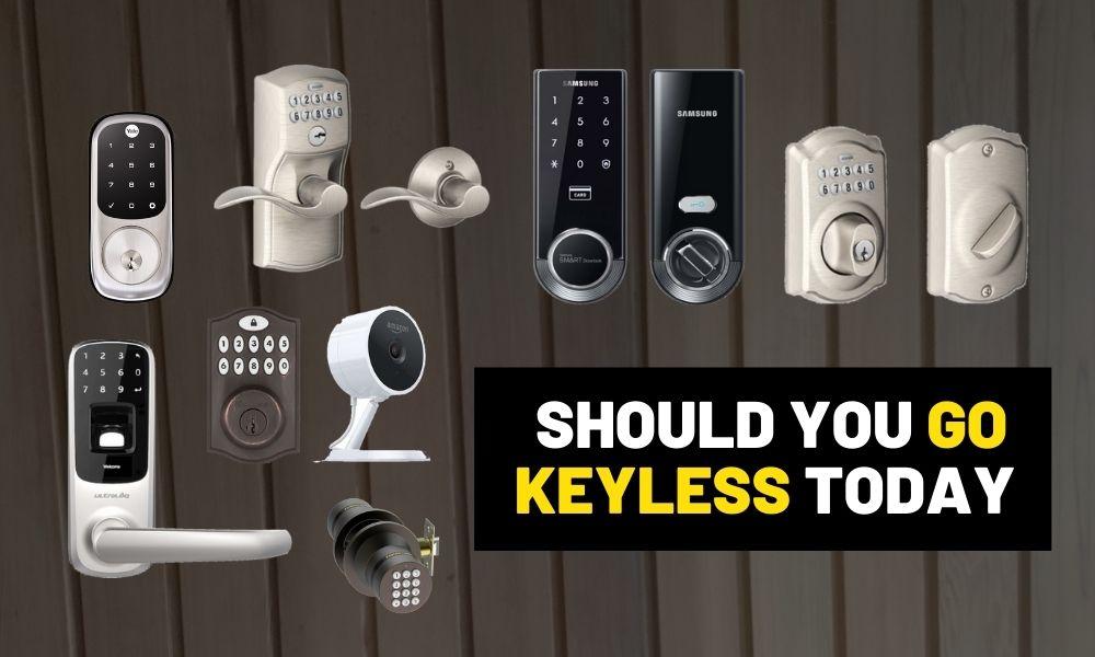 Best keyless deadbolt locks   For outside and Inside