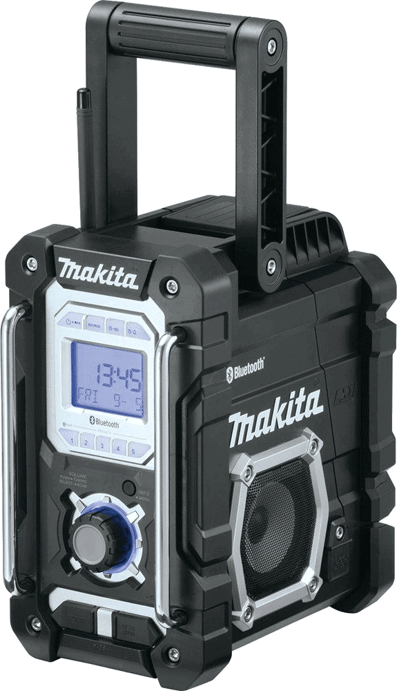 Makita XRM04B 18V Bluetooth Job Site Radio