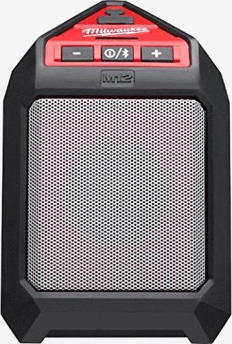 Malwwaukee 2592-20 M12 jobsite radio