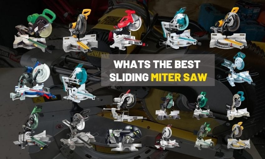 Best compound miter saw for builders and DIY