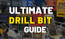 Best Drill Bits And Drill Driver Sets [For Wood And Metal]