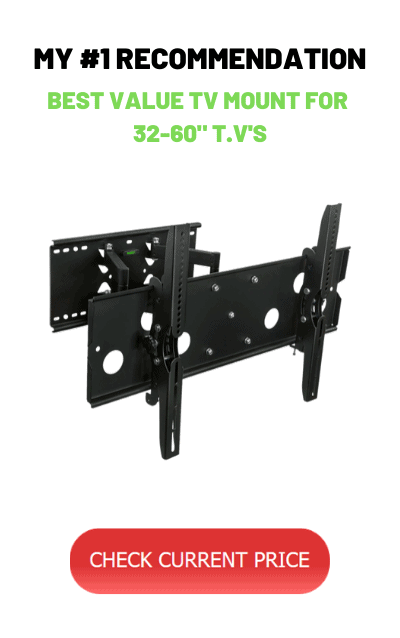 best full motion tv mount