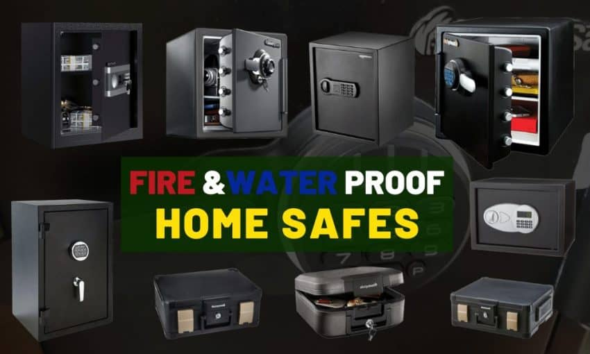 Best Fire Proof Home Safe