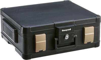 Honeywell 1 Hour Fire Safe Waterproof Safe Box