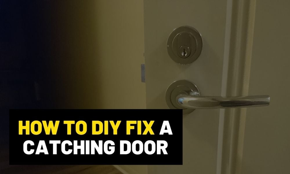How to plane a door [& stop it from jamming]