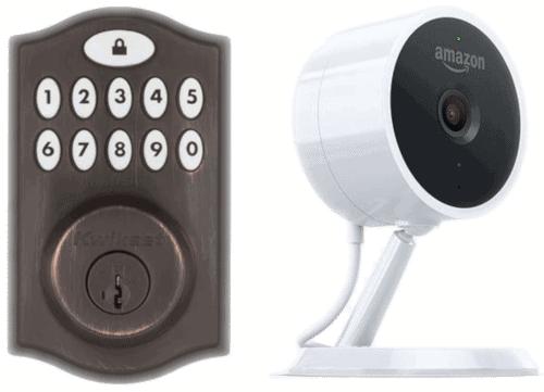 Kwikset 914 Smart Lock with Amazon Cam