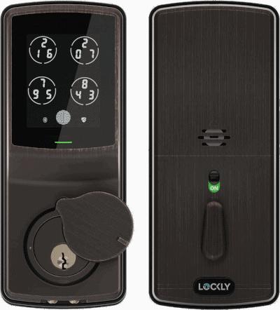 Lockly Keyless Entry Door Lock (PGD 728)