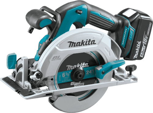 Makita XSH03T18V Brushless Circular Saw Kit