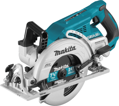 Makita XSR01Z battery 36V Brushless Circulaw Saw