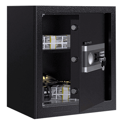 SLYPNOS Large Lock Box Digital Security Safe