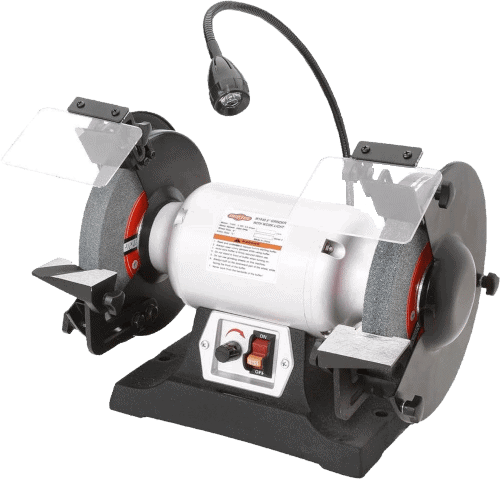 Shop Fox W1840 8 Inch Variable-Speed Bench Grinder