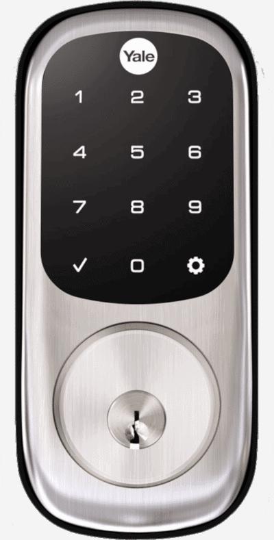 Yale Assure Lock Touchscreen Keypad (YRD226NR619)