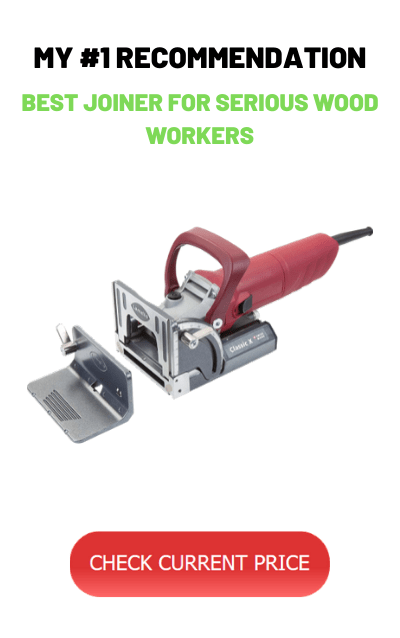 Recommended Best Biscuit Joiner
