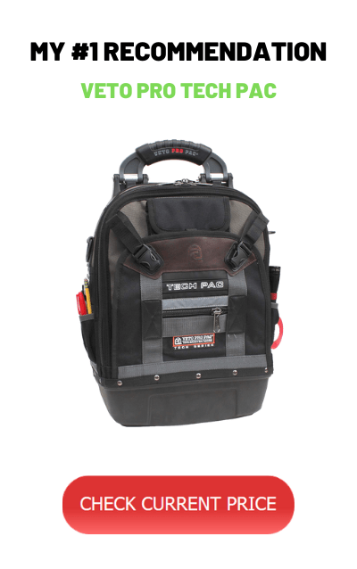 recommended best tool backpack