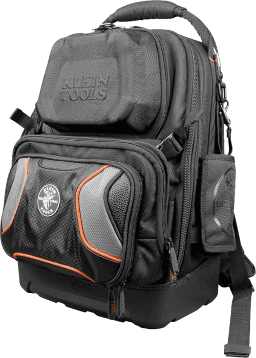Klein Tools 55485 Tool Backpack 48 Pockets