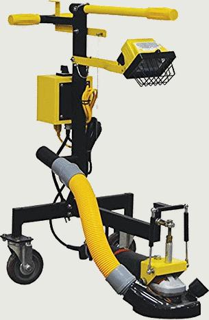 Sase Premium Metabo Floor Grinder Machine