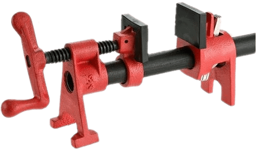 Bessey BPC-H34 H Style Pipe Clamp