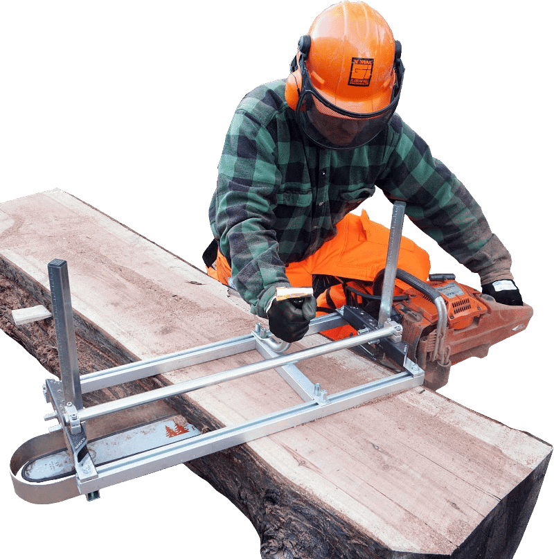 Forestry Suppliers Alaskan Saw Mill For 36 Inch Chainsaw