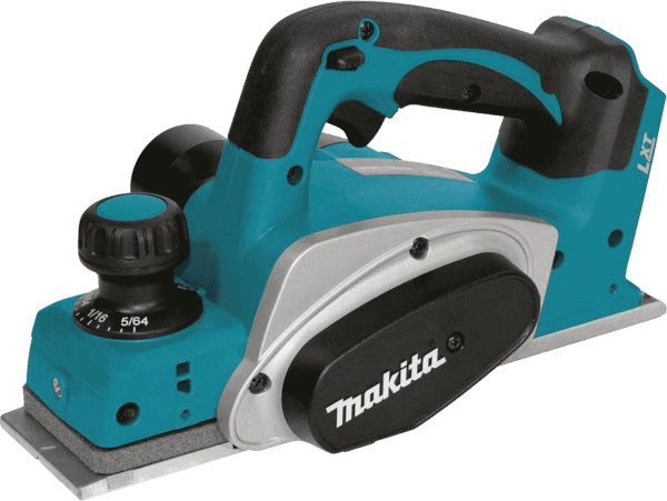Makita XPK01Z 18V LXT Cordless Brushless Electric Plane