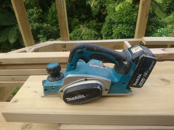My makita electric planer