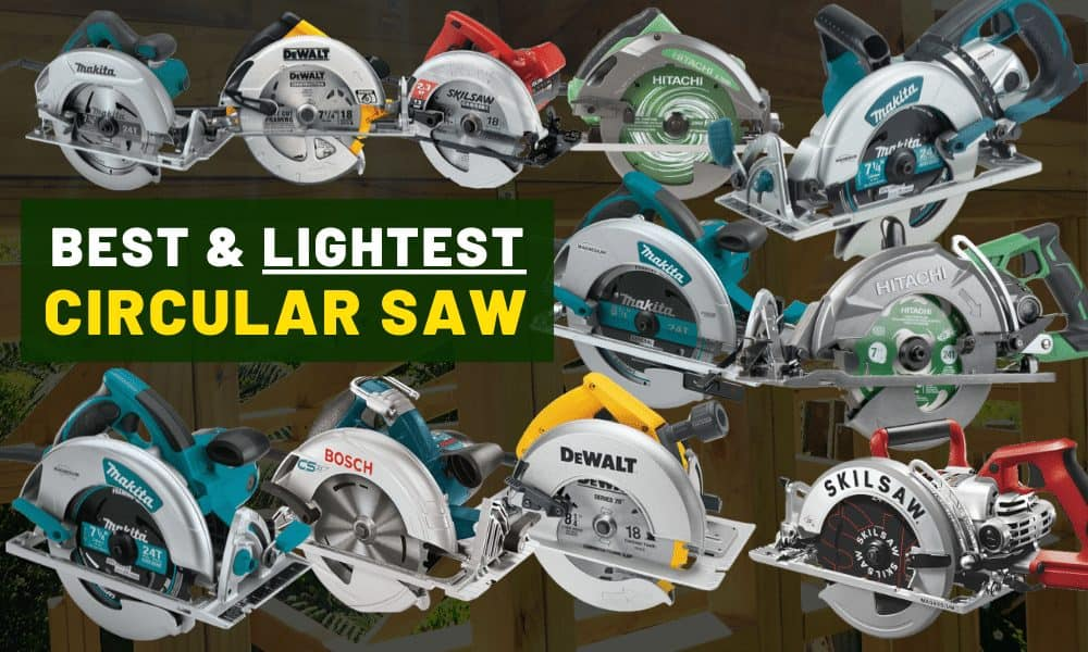 Best corded circular saw for beginners and builders