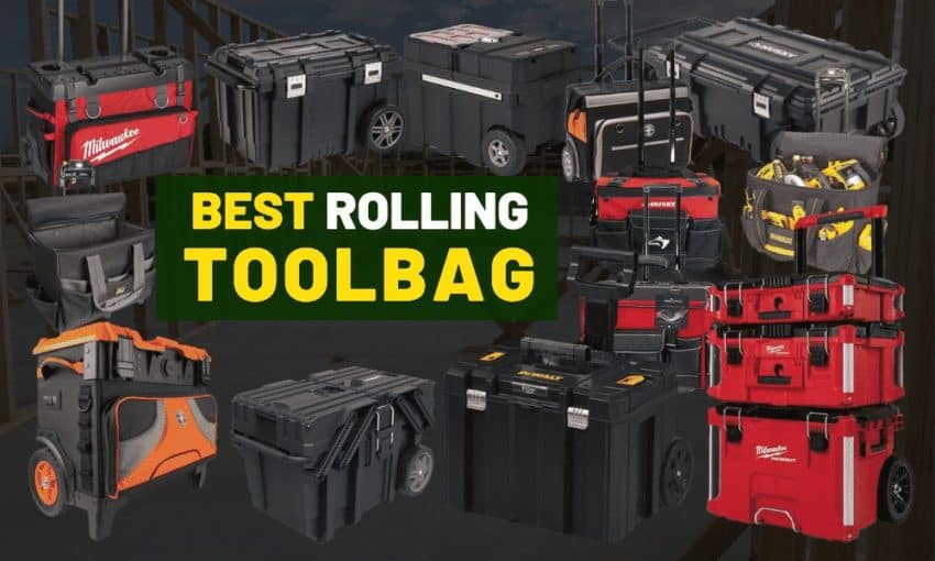 Best Rolling ToolBag Review