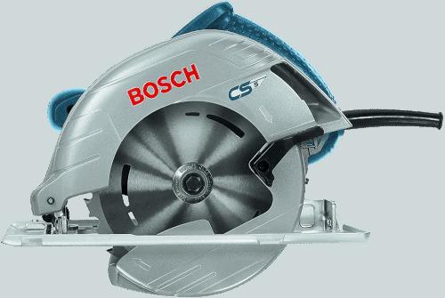 Bosch CS5 120-Volt 7.25-Inch 15-Amps Circular Saw 10 lbs.