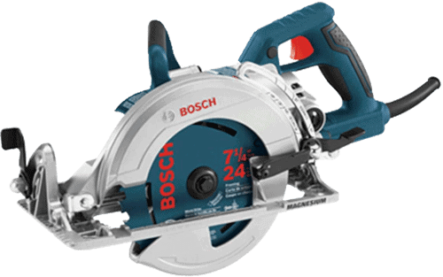 Bosch CSW41 7.25-Inch 15-Amp Worm Drive Circular Saw