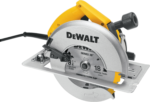 DEWALT DW384 8.25-Inch 15-Amp Circular Saw with Brake 12.75lbs