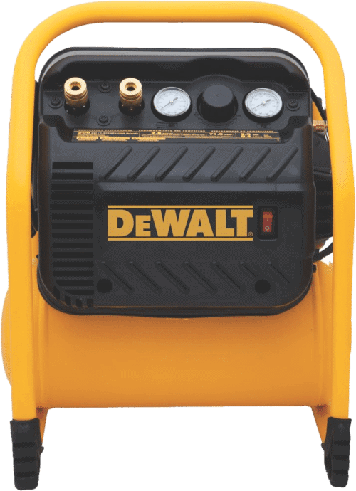 DEWALT DWFP55130 2.5 gallon Quiet 71.5 Decibel Trim Compressor