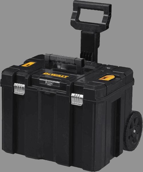 DEWALT DWST17820 TSTAK Mobile Storage Rolling Tool Box