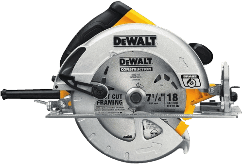 Dewalt DWE575SB Electric Brake 7.25-Inch 15-Amp Circular Saw 13.4Lbs